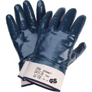 Перчатки для защиты от масел и нефтепродуктов